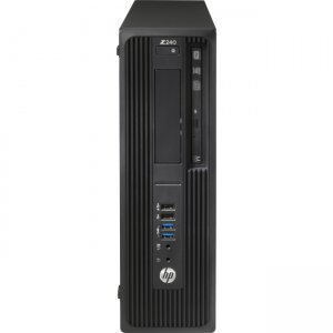 HP Z240 Small Form Factor Workstation X8H37UP#ABA