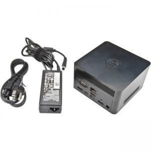 Dell - Certified Pre-Owned Docking Station 07DCTG WLD15