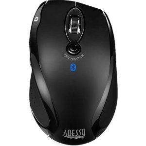 Adesso Bluetooth Ergo Mini Mouse IMOUSES200B iMouse S200