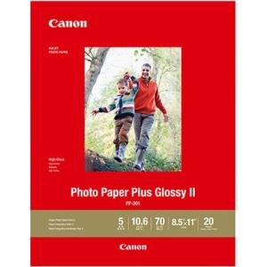 Canon Photo Paper Plus Glossy II - - LTR (20 Sheets) 1432C003 PP-301