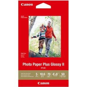 Canon Photo Paper Plus Glossy - - 4x6 (50 Sheets) 1432C005 PP-301