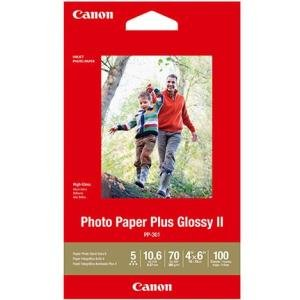 Canon Photo Paper Plus Glossy II - - 4x6 (100 Sheets) 1432C006 PP-301