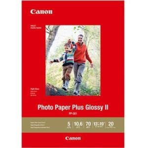 Canon Photo Paper Plus Glossy II - - 13x19 (20 Sheets) 1432C010 PP-301