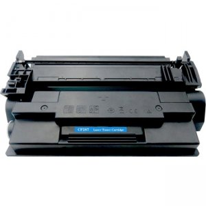 eReplacements Compatible Toner Replaces OEM CF287X CF287X-ER