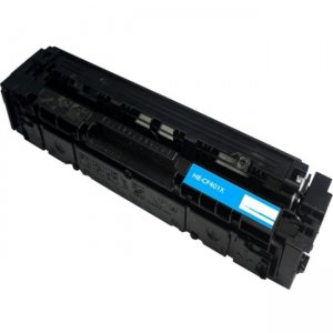 eReplacements Compatible Toner Replaces HP CF401X CF401X-ER