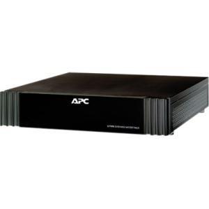 APC AV Black S Type Extended Battery Pack 48VDC SBATTBLK