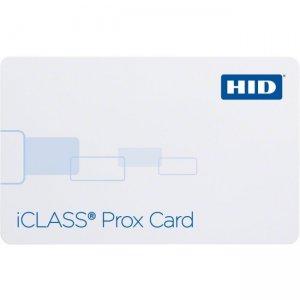 HID iCLASS Prox Card 2022BGGMVN