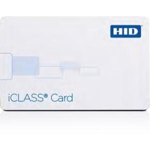 HID iCLASS Card 2000PG1MV