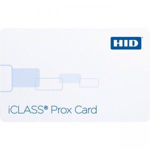 HID iCLASS Prox Card 2120BGGMNM