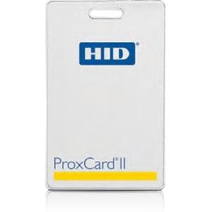 HID ProxCard II Card Durable, Value Priced Proximity Access Card 1326LMSRV