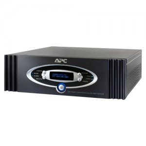APC Power Conditioner with Battery Backup S10BLK