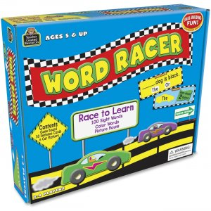 Teacher Created Resources Word Racer Game 7811 TCR7811