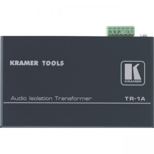Kramer Balanced Mono Audio Isolation Transformer TR-1A