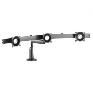 Chief Single Arm Desk Mount, Triple Monitor KCS320B KCS320