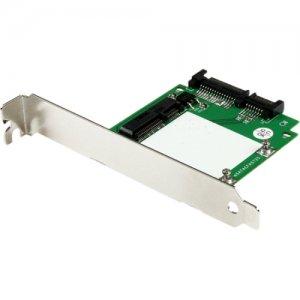 StarTech.com SATA to mSATA SSD Adapter SAT32MSATPEX