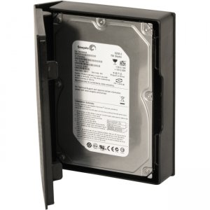 CRU 4TB SATA Drive in a DriveBox Carrying Case, Formatted NTFS (for Windows) 30030-0038-2010