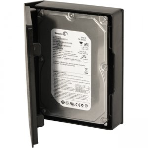 CRU 4TB SATA Drive in a DriveBox Carrying Case, Formatted NTFS (for Mac) 30030-0038-3010