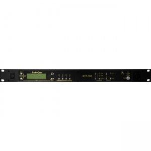 RTS Single-Channel UHF Synthesized Wireless Intercom Base Station BTR-700-C3R BTR-700