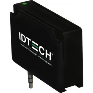 ID TECH UniPay Mobile Audio Jack MagStripe and EMV Smart Card Reader IDMR-AJ80133