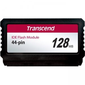 Transcend PATA Flash Module (44Pin Vertical) TS128MPTM720