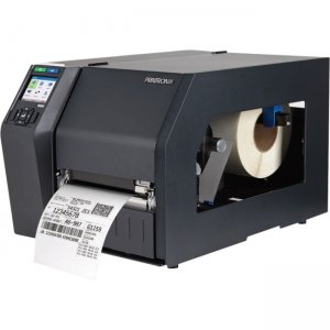 Printronix T8000 Direct Thermal/Thermal Transfer Printer T82X4-1110-0 T8204
