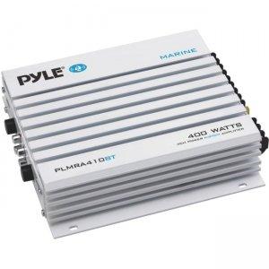 Pyle Elite Series Waterproof Bluetooth Amplifier, 400 Watt 4-Channel Amp PLMRA410BT