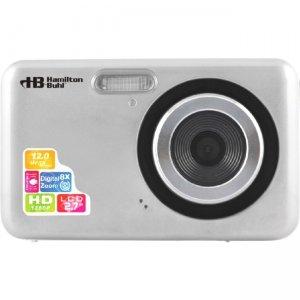 Hamilton Buhl 12MP Digital Camera With Flash and 2.4 LCD CAMERA-DC2
