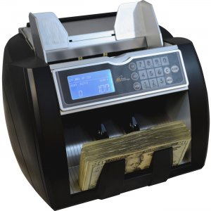 Royal Sovereign Commercial Quality High Speed Bill Counter with Counterfeit Detection RBC-5000 RSIRBC5000