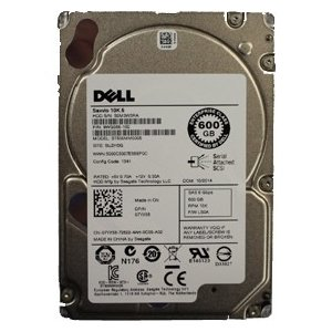 DELL 10,000 RPM Serial Attached SCSI Hard Drive - 600 GB 7YX58