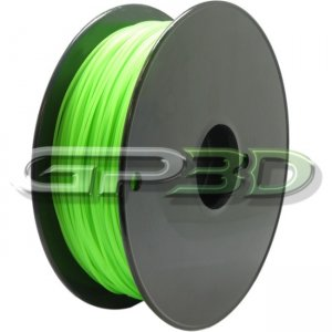 GP3D Green - PLA-1.75MM-3D Filament 3D-PLA-1.75GN