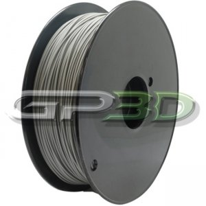 GP3D Grey - PLA-1.75MM-3D Filament 3D-PLA-1.75GY
