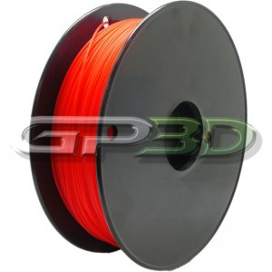 GP3D Red - PLA-1.75MM-3D Filament 3D-PLA-1.75RD
