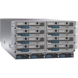 Cisco UCS SP Select 5108 AC2 Chassis w/2208 IO (TAA Compliant) UCS-SPL-5108-AC2-T UCS 5108