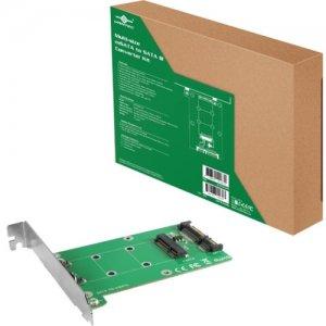 Vantec Multi-size mSATA to SATA III Converter Kit UGT-MST110
