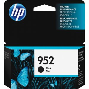 HP Black Original Ink Cartridge F6U15AN#140 952