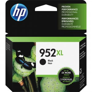 HP High Yield Black Original Ink Cartridge F6U19AN#140 952XL