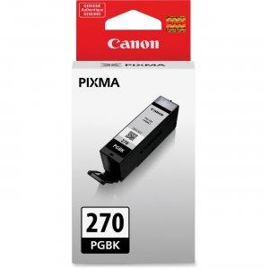 Canon Black Pigment Ink Cartridge PGI-270 PGBK CNMPGI270PGBK PGI-270