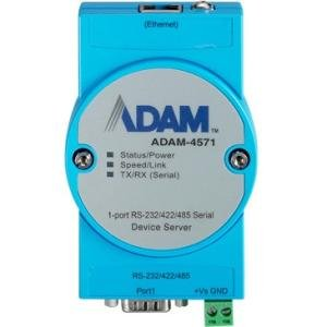 Advantech 1-port RS-232/422/485 Serial Device Server ADAM-4571