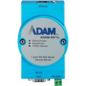 Advantech 1-port RS-232 Serial Device Server ADAM-4571L