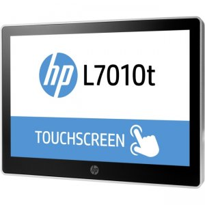 HP 10.1-inch Retail Touch Monitor T6N30AA#ABA L7010t