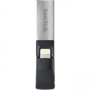 SanDisk 128GB iXpand lightning USB 3.0 Flash Drive SDIX30C-128G-AN6NE