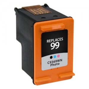 West Point Black Ink Cartridge for HP C9369WN (HP 99) 114587