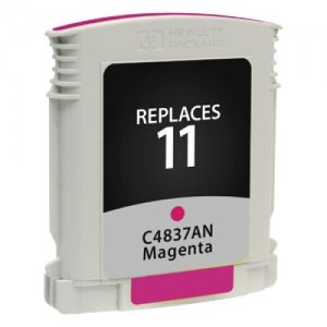 West Point Magenta Ink Cartridge for HP C4837A (HP 11) 114226