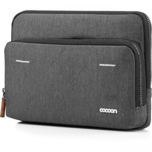 Cocoon Graphite iPad mini Sleeve Sized to Fit the iPad mini with Smart Case MCS2001GF