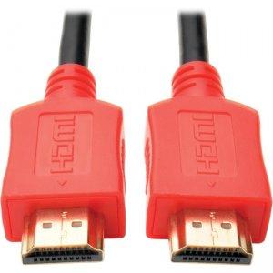 Tripp Lite HDMI Audio/Video Cable P568-010-RD