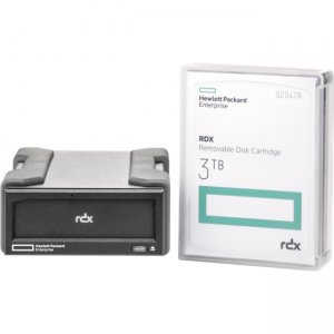 HP Internal RDX Removable Disk Backup System P9L72A