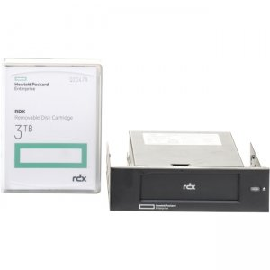 HP Internal RDX Removable Disk Backup System P9L71A