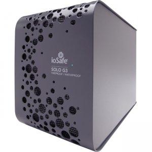 ioSafe SOLO G3 External Hard Drive SK6TB-MAC