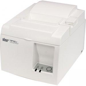 Star Micronics Direct Thermal Printer 39472210 TSP143IIIBI WT US