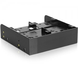 """iStarUSA 5.25"""" Drive Bay Bracket for 2.5"""" and 3.5"""" HDDs/SSDs RP-5HDD2535I"""